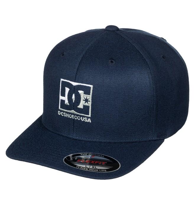 0 Men's Crosscloud Hat  ADYHA03388 DC Shoes
