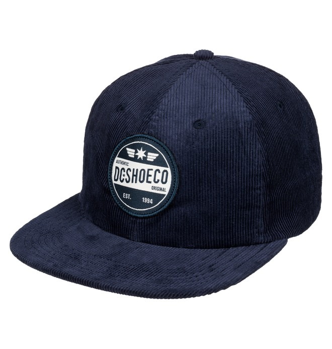 0 Men's Vents Hat  ADYHA03392 DC Shoes