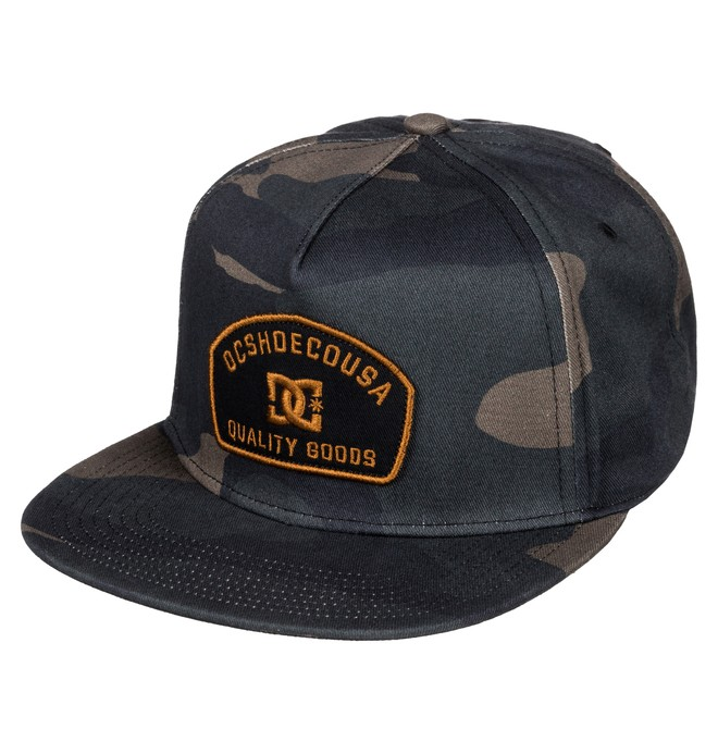 0 Men's Glades Hat  ADYHA03396 DC Shoes