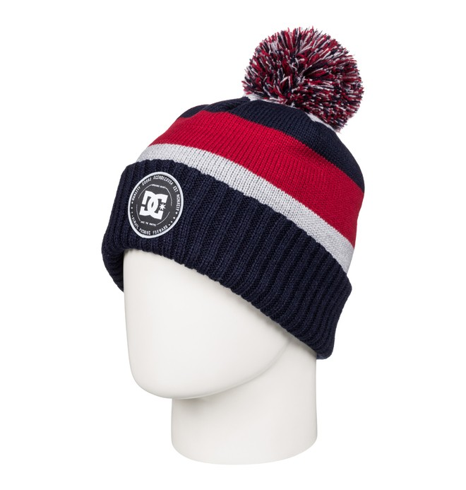 0 Harson Pom - Bonnet à Pompon  ADYHA03405 DC Shoes