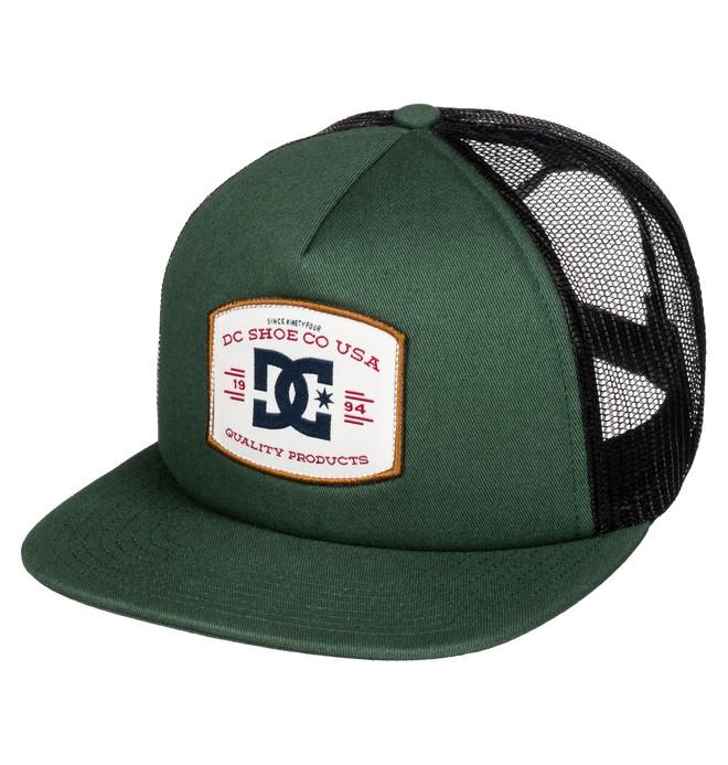 0 Men's Besterman Hat  ADYHA03406 DC Shoes