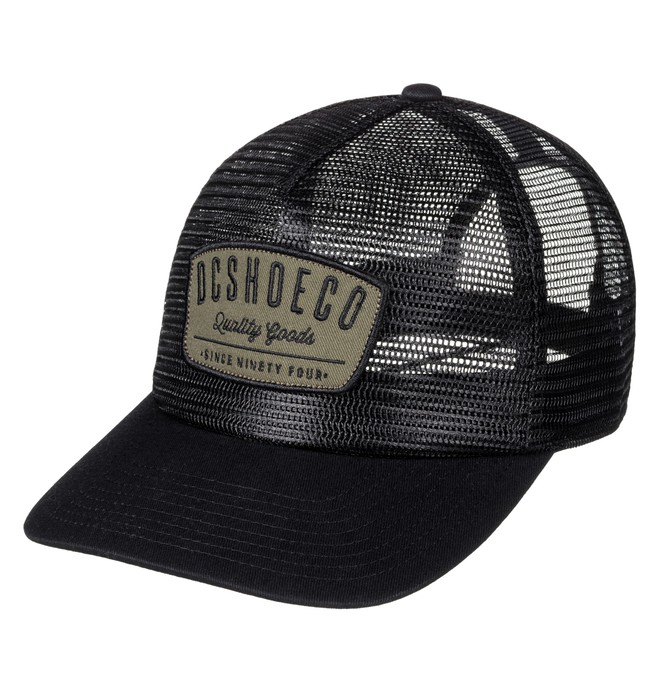 0 Carnoble - Casquette trucker  ADYHA03421 DC Shoes