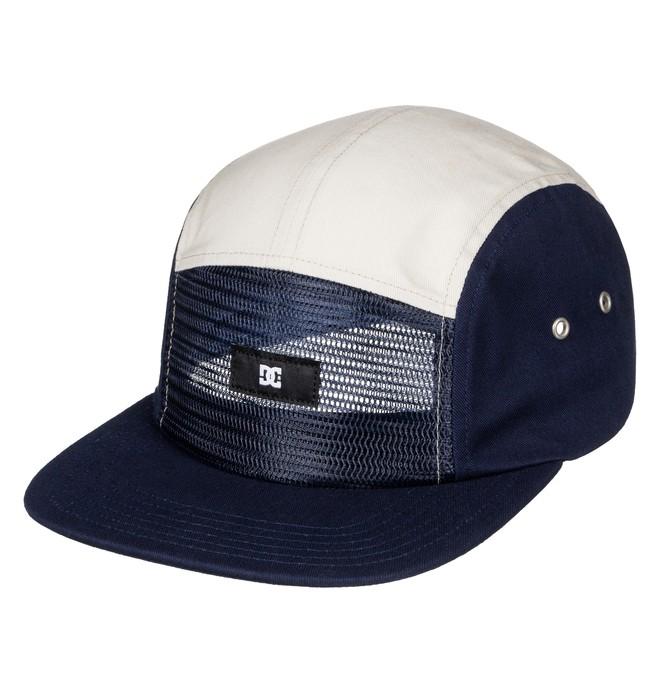 0 Men's Blockhead Camper Hat  ADYHA03425 DC Shoes