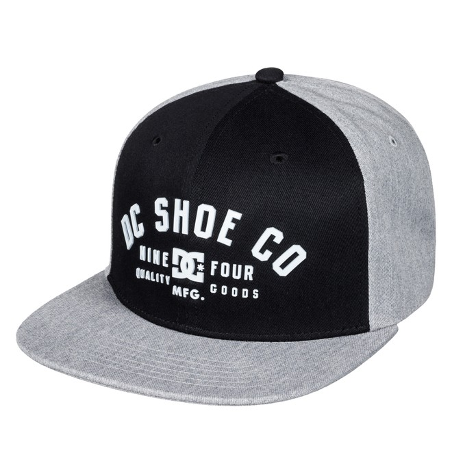 0 Men's Garver Snapback Hat  ADYHA03426 DC Shoes