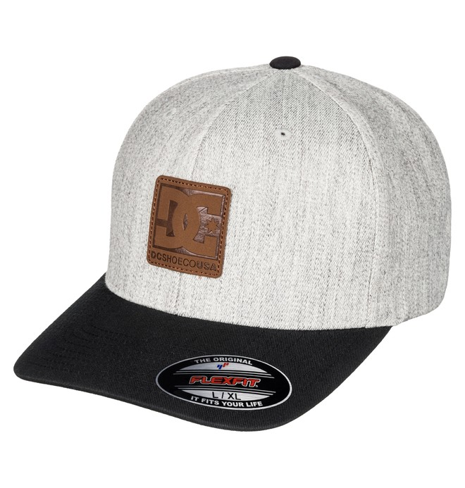 0 Carvin Flex - Casquette flexfit  ADYHA03429 DC Shoes