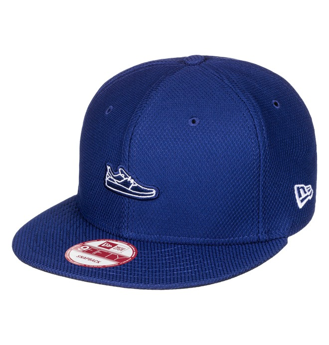 0 Men's Shoey Snapback Hat  ADYHA03435 DC Shoes