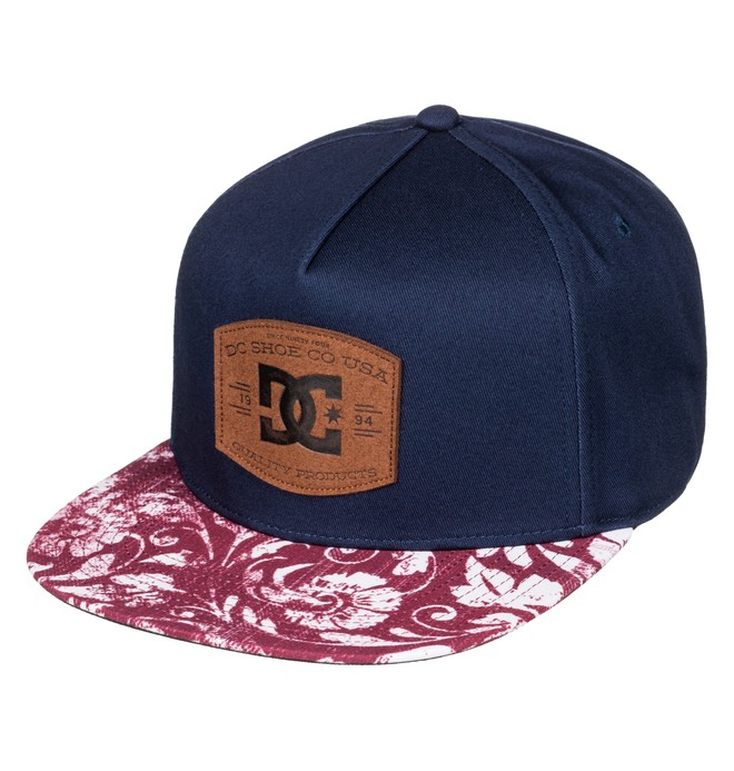 0 Men's Regal Snapback Hat  ADYHA03436 DC Shoes