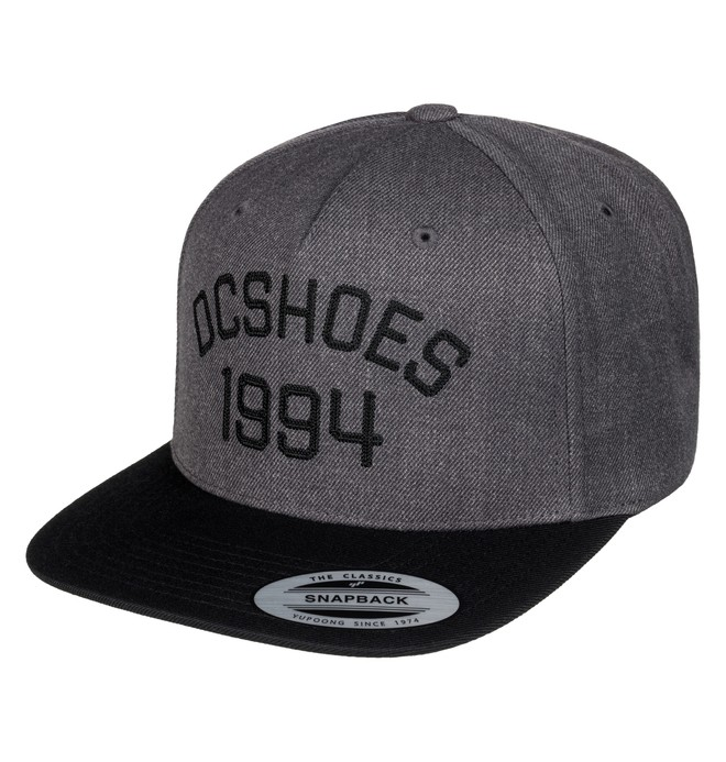 0 Men's Fellis Snapback Hat  ADYHA03437 DC Shoes