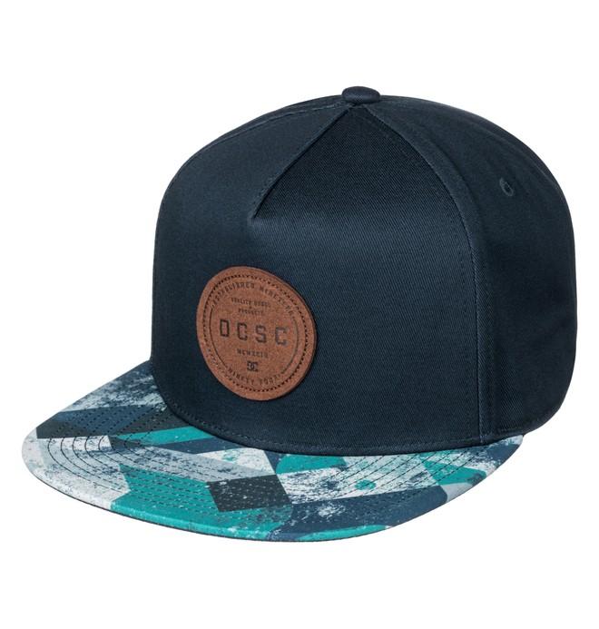 0 Men's Geosense Snapback Hat  ADYHA03449 DC Shoes