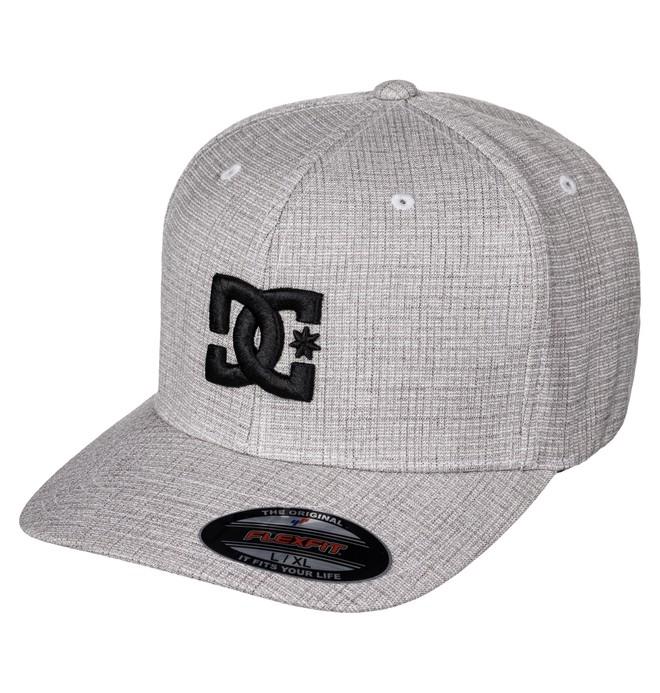 0 Men's Hatstar TX Flexfit Hat  ADYHA03450 DC Shoes