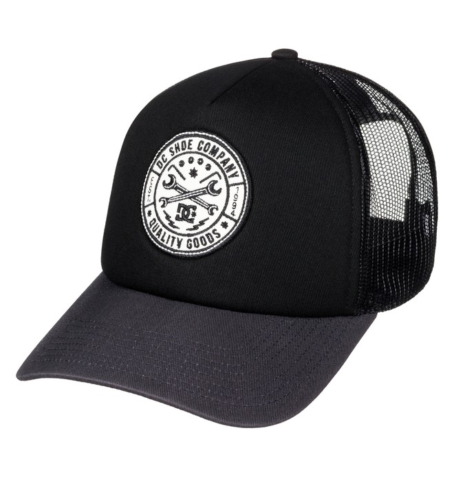 0 Balarny - Casquette trucker  ADYHA03452 DC Shoes