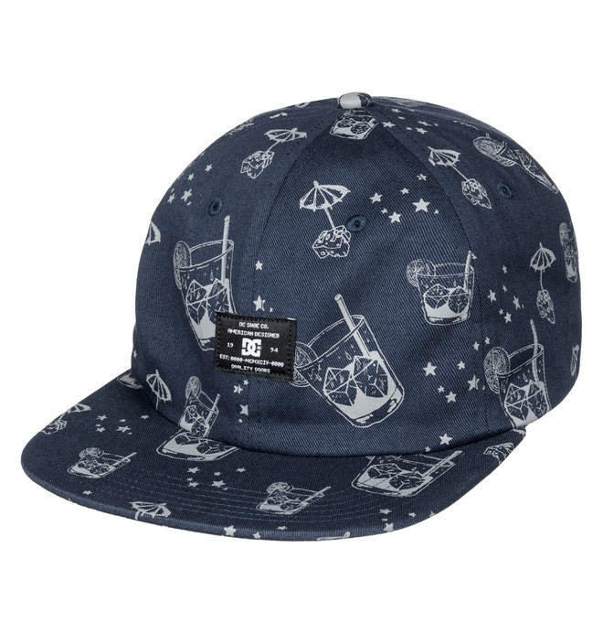 0 Texterior - Gorra Ajustable  ADYHA03453 DC Shoes