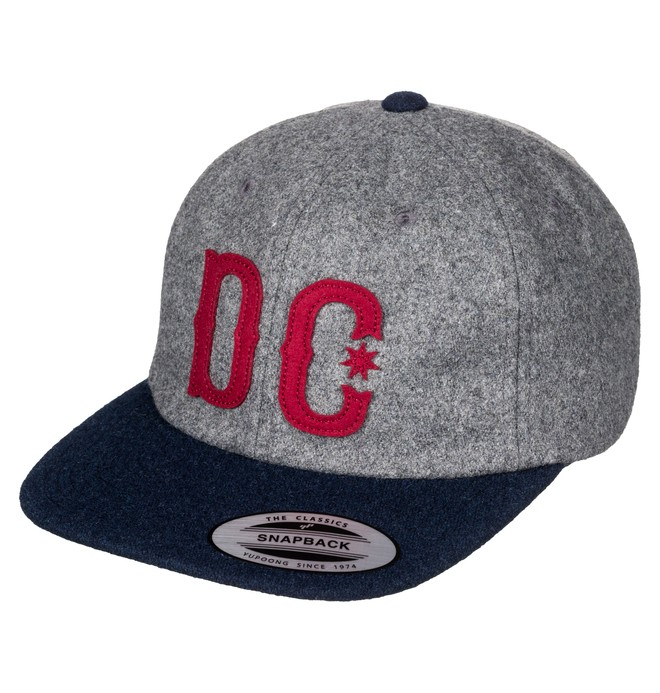 0 Off Field - Casquette snapback  ADYHA03462 DC Shoes