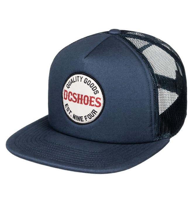 0 Toolshed Trucker Hat  ADYHA03471 DC Shoes