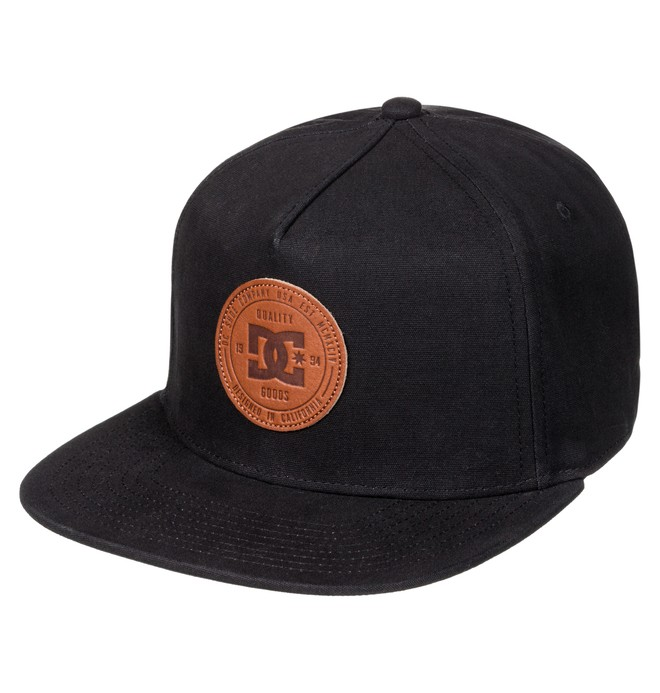 0 Proceeder - Gorra Ajustable Negro ADYHA03475 DC Shoes