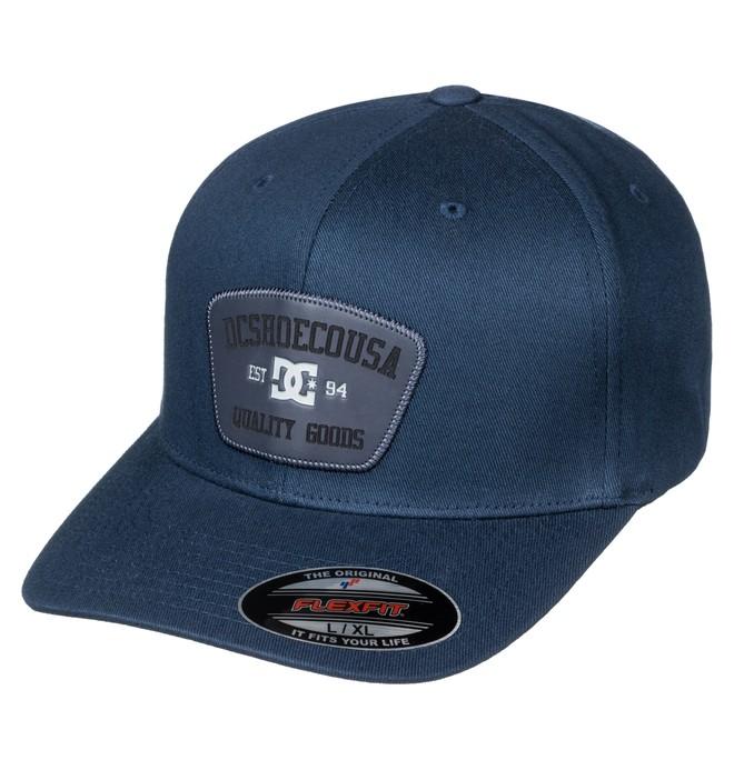 0 Flexton Flexfit Hat  ADYHA03476 DC Shoes