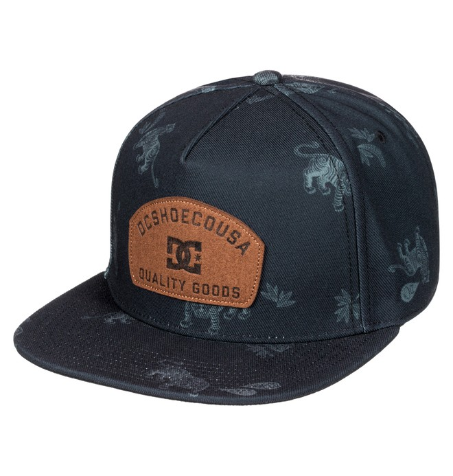 0 Men's Betterman Snapback Hat  ADYHA03479 DC Shoes