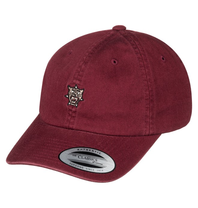 0 Tisdale - Dad Cap Rot ADYHA03482 DC Shoes