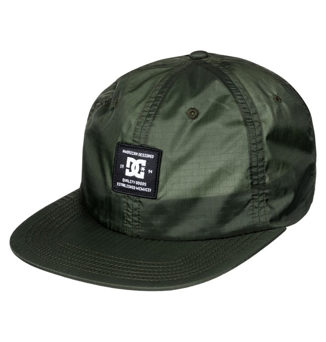 0 Men's Albury Snapback Hat  ADYHA03485 DC Shoes
