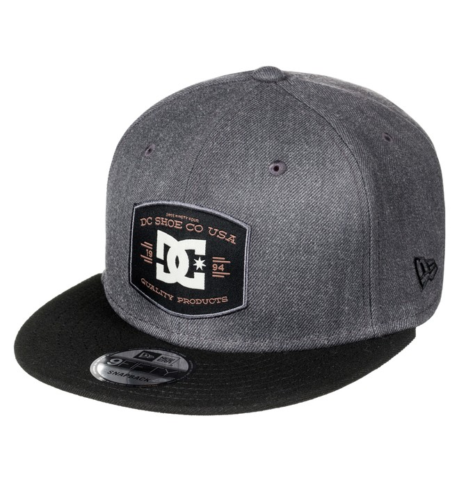 0 Men's Stokenham Snapback Hat  ADYHA03488 DC Shoes
