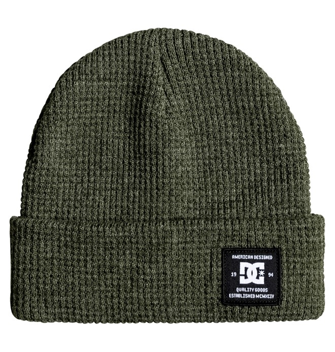 0 Men's Milton Beanie  ADYHA03492 DC Shoes