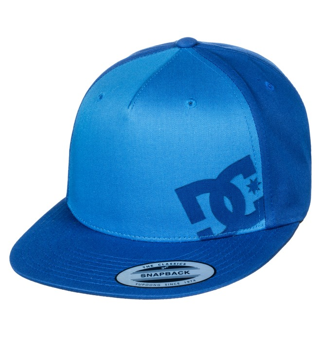 0 Heard Ya - Gorra Ajustable Azul ADYHA03494 DC Shoes