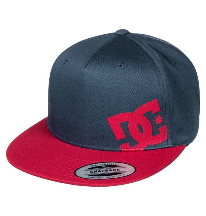 0 Heard Ya Snapback Hat  ADYHA03494 DC Shoes