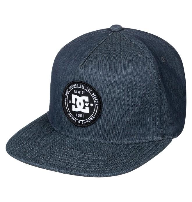 0 Normson Snapback Hat  ADYHA03510 DC Shoes
