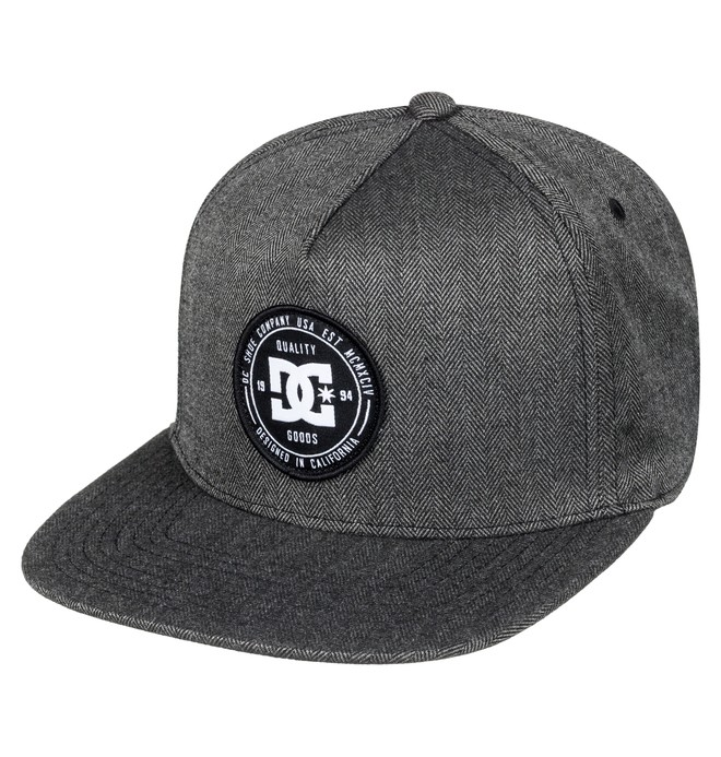 0 Men's Normson Snapback Hat  ADYHA03510 DC Shoes
