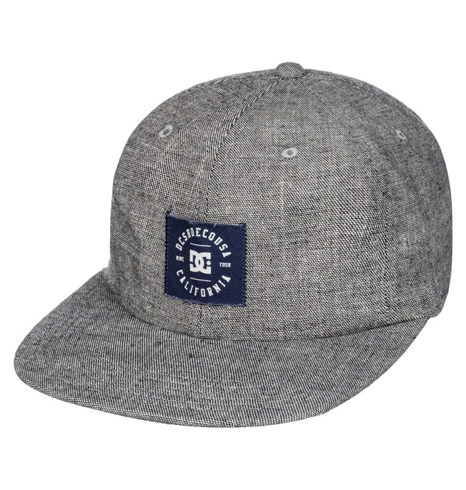 0 Men's Melties Snapback Hat  ADYHA03511 DC Shoes