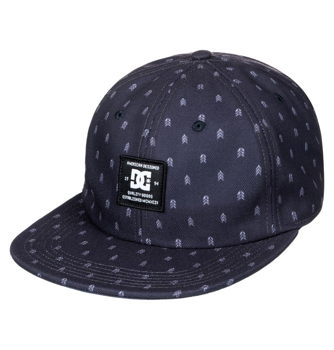 0 Men's Expander Snapback Hat  ADYHA03513 DC Shoes
