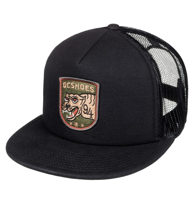 0 Hombres Gorra Trucker Worked  ADYHA03521 DC Shoes