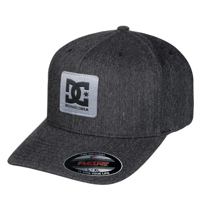 0 Brim Hunter Flexfit Hat  ADYHA03522 DC Shoes