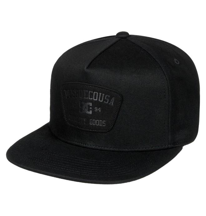 0 Rikers Snapback Hat  ADYHA03523 DC Shoes