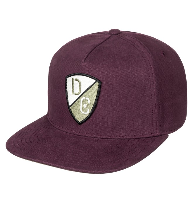 0 Thunder Snapback Hat  ADYHA03524 DC Shoes