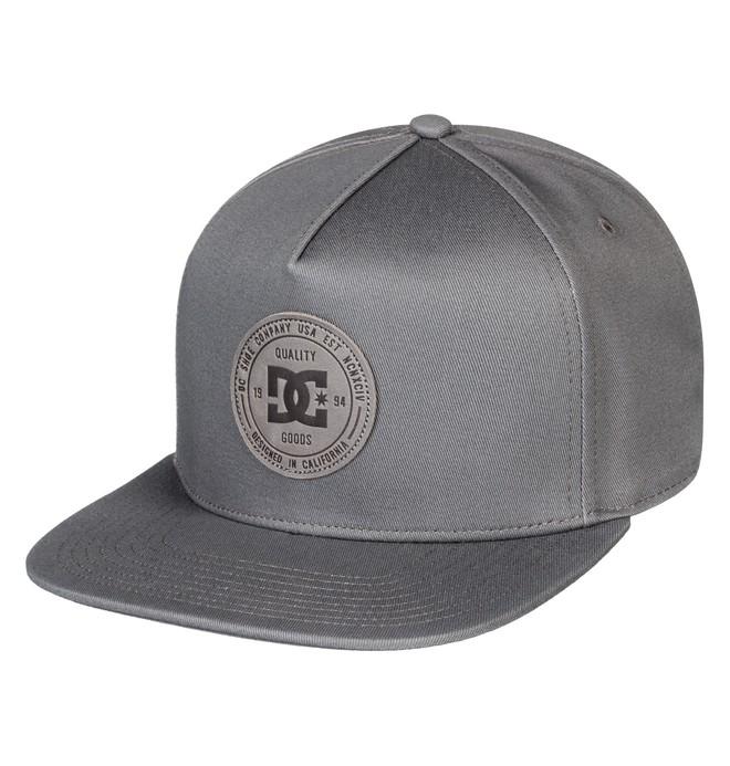 0 Men's Proceeder Snapback Hat Black ADYHA03543 DC Shoes