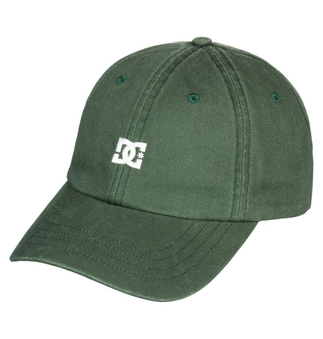 0 Uncle Fred - Gorra Dad Cap para Hombre Verde ADYHA03546 DC Shoes