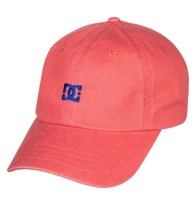0 Men's Uncle Fred Dad Hat Pink ADYHA03546 DC Shoes