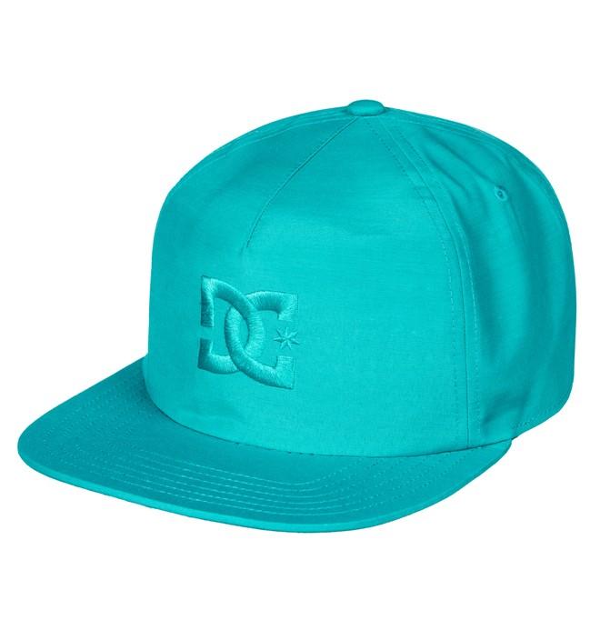 0 Floora - Baseball Hat Blue ADYHA03548 DC Shoes