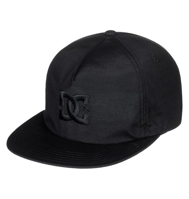 0 Floora - Baseball Hat Black ADYHA03548 DC Shoes