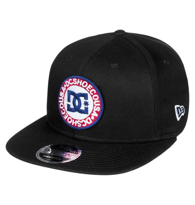 0 Speedeater - Gorra ajustable para Hombre Negro ADYHA03550 DC Shoes