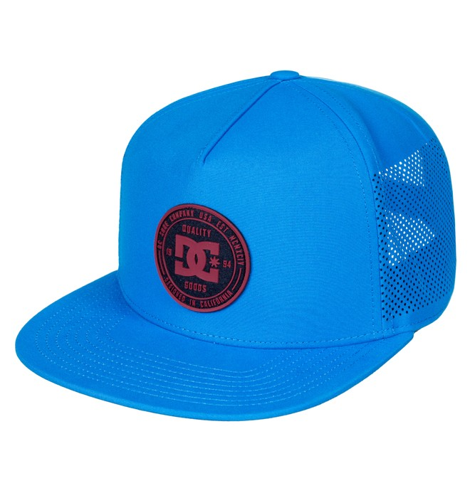 0 Markerson Snapback Hat  ADYHA03551 DC Shoes