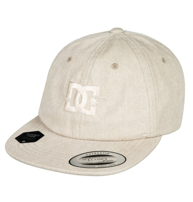 0 Benders Snapback Hat Brown ADYHA03553 DC Shoes