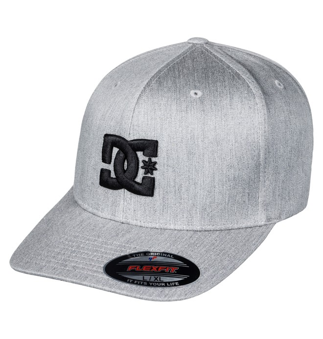 0 Capstar TX - Flexfit® Cap for Men Black ADYHA03561 DC Shoes