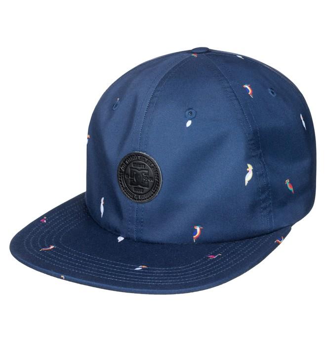 0 Everman Snapback Hat  ADYHA03570 DC Shoes