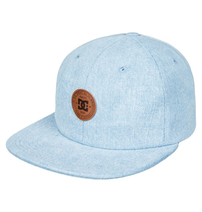 0 Brenim - Snapback Cap for Men  ADYHA03571 DC Shoes