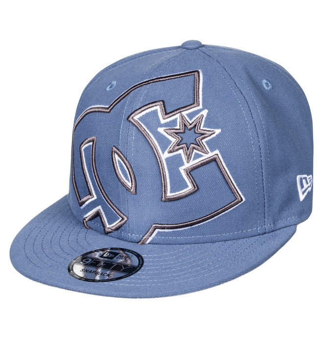 0 Men's Double Up Snapback Hat  ADYHA03573 DC Shoes
