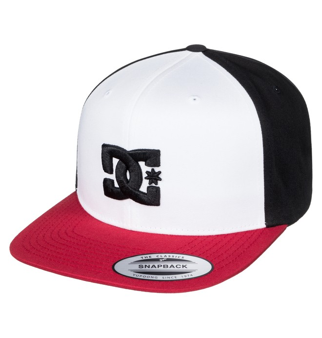 0 Snappy - Snapback Cap for Men Black ADYHA03575 DC Shoes
