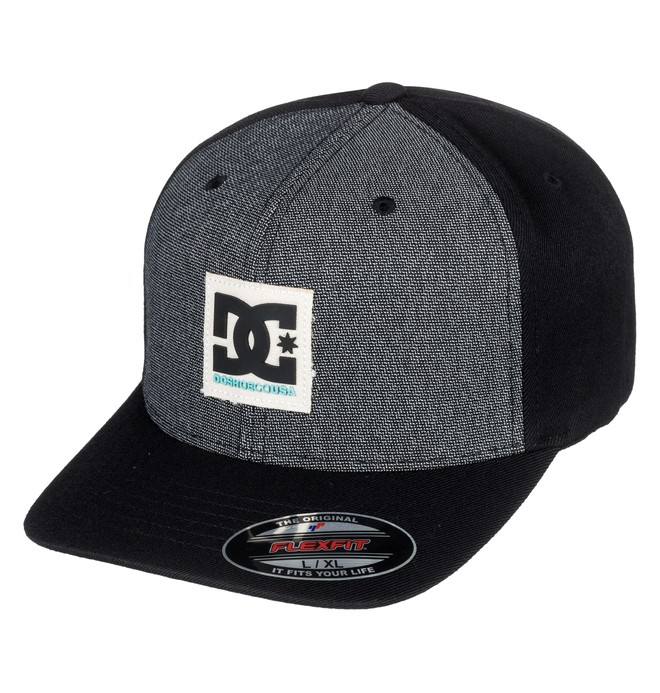 0 Bend Offer - Flexfit Hat Black ADYHA03599 DC Shoes