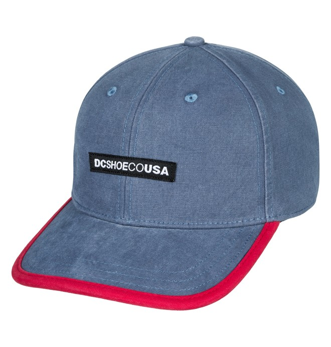 0 Basicali Snapback Hat  ADYHA03600 DC Shoes